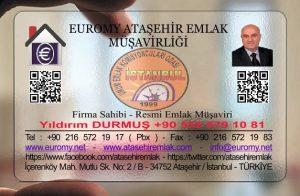 Ataşehir Emlak Dijital Kartvizit :